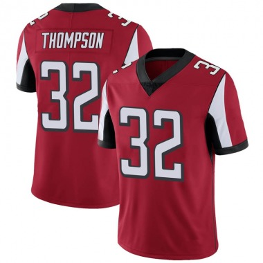 Youth Nike Atlanta Falcons Jason Thompson Team Color Vapor Untouchable Jersey - Red Limited