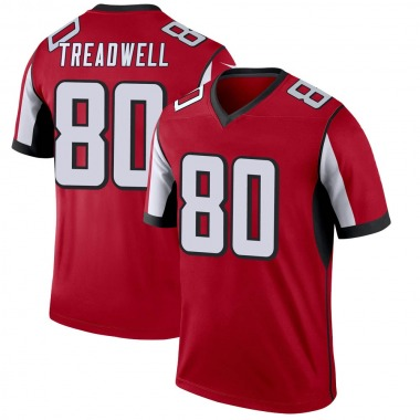 Youth Nike Atlanta Falcons Laquon Treadwell Jersey - Red Legend